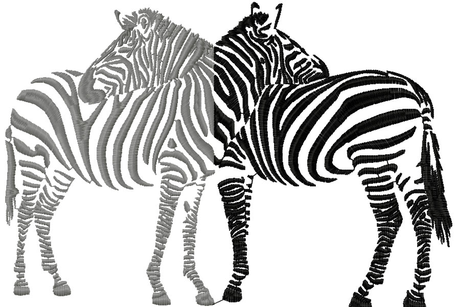 Zebra free embroidery design designs