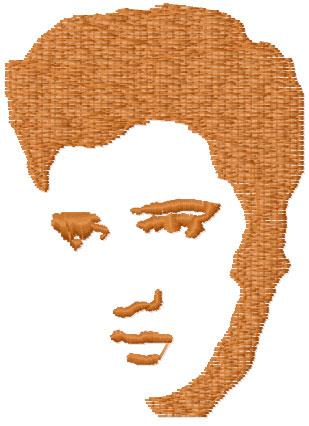 Elvis Embroidery kTdefkFCNM