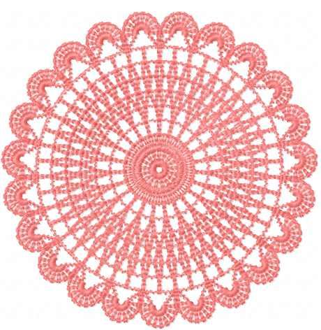 Napkin lace fsl free embroidery design