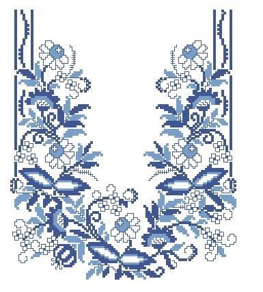 Pattern Maker Cross Stitch Files Machine Embroidery Community