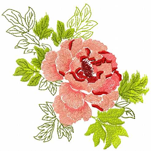 Pion Free Machine Embroidery Design Free Embroidery Designs Links