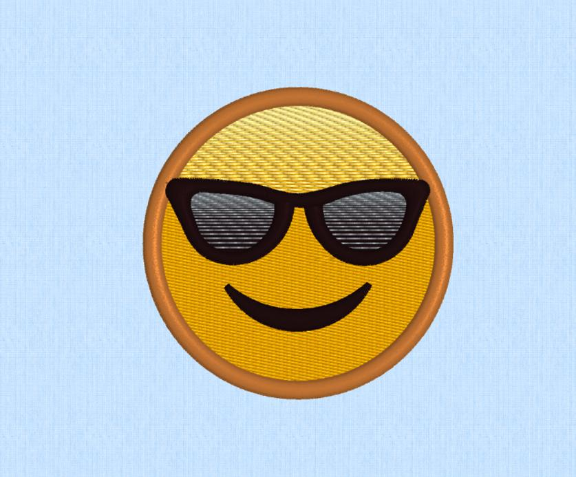 Emoj Smile sunglasses