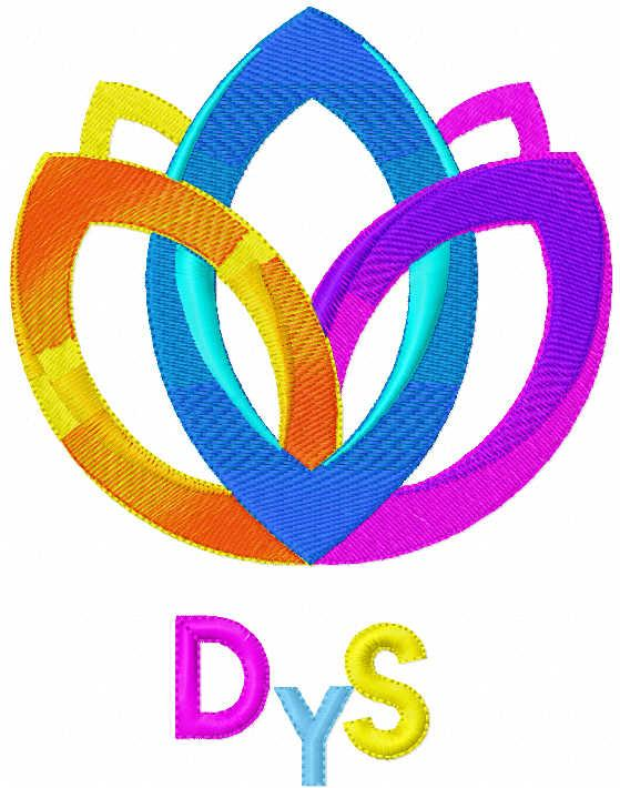 Dys decoration free embroidery design