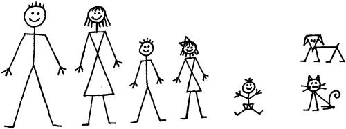 Stick Family