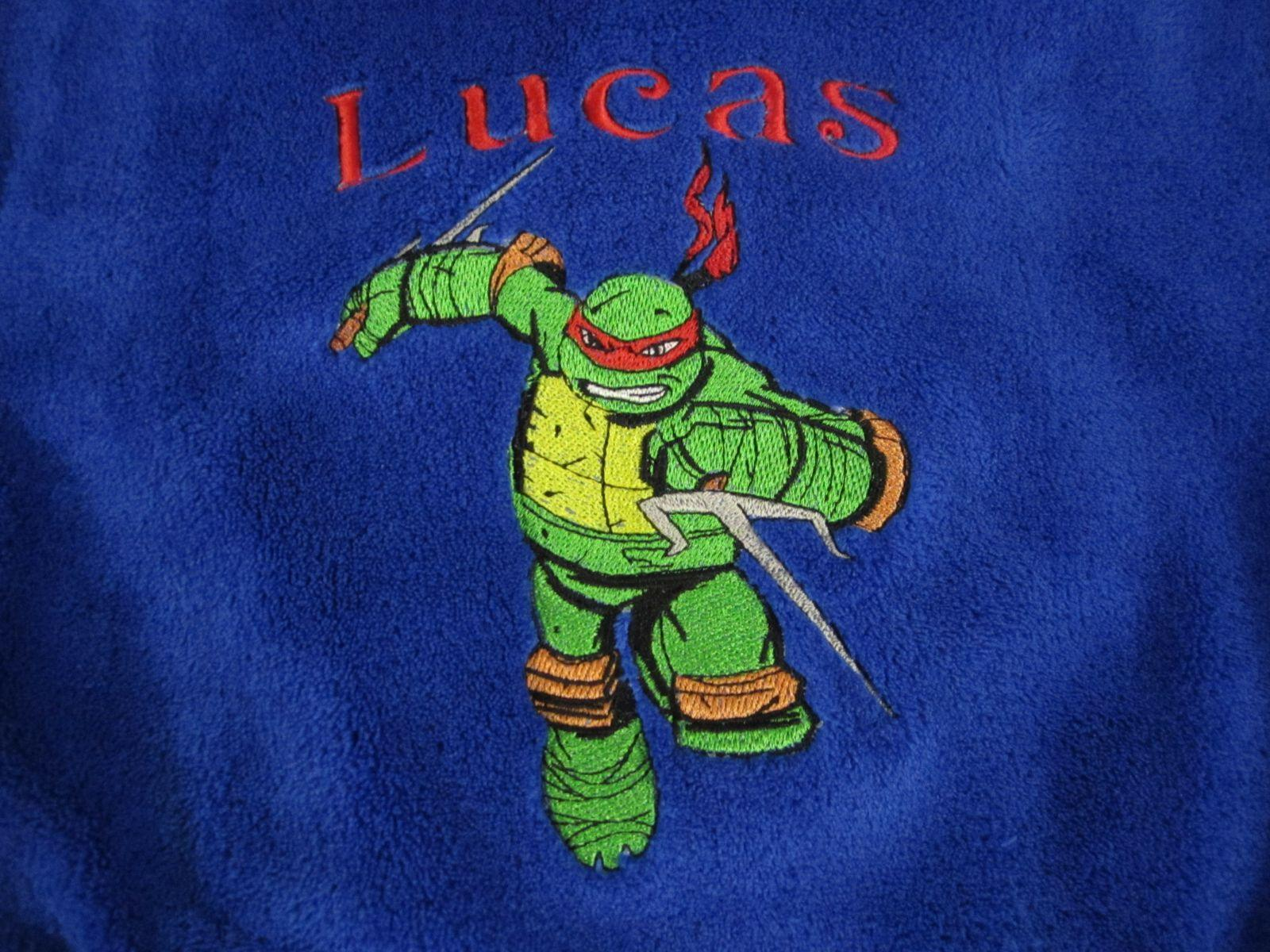 Raphael embroidery design