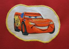 Mcqueen embroidery design