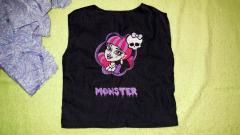 Monster High embroidered jacket
