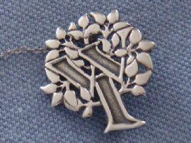 Cheshire Federation sterling wi badge