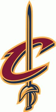 Cleveland Cavaliers logo for embroidery digitizing