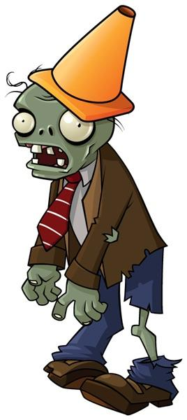 Walking zombie art for embroidery digitizing