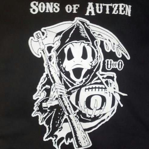 Sons of Autzen logo