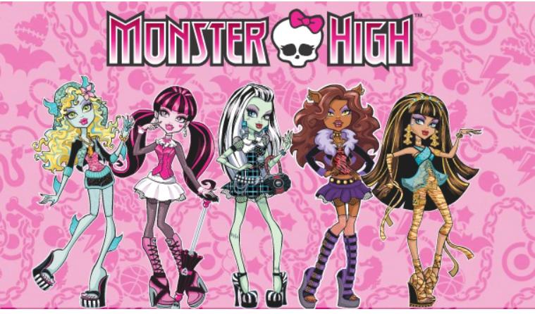 Monster high clipart