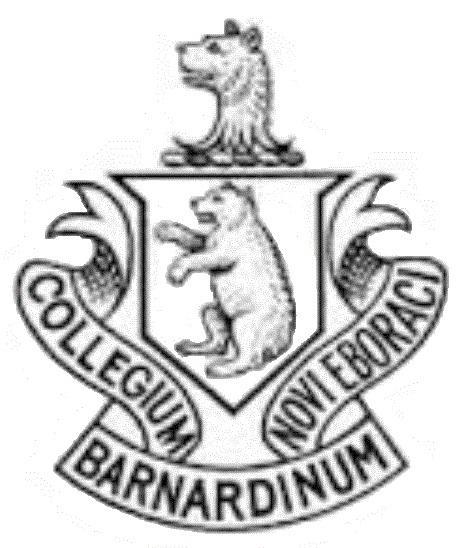 Barnard college logo