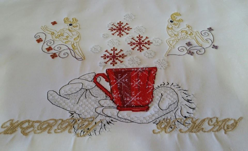Christmas cross stitch free_embroidery