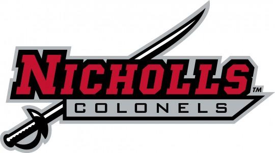 Nicholls Wordmark logo