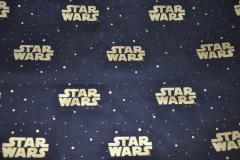 Star Wars logo embroidery design