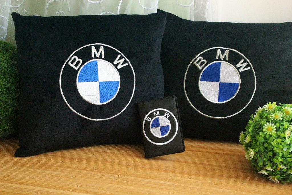 BMW Logo embroidery design