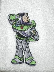 Buzz Lightyear embroidery design