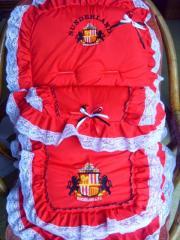 Sunderland AFC Football Club embroidery design