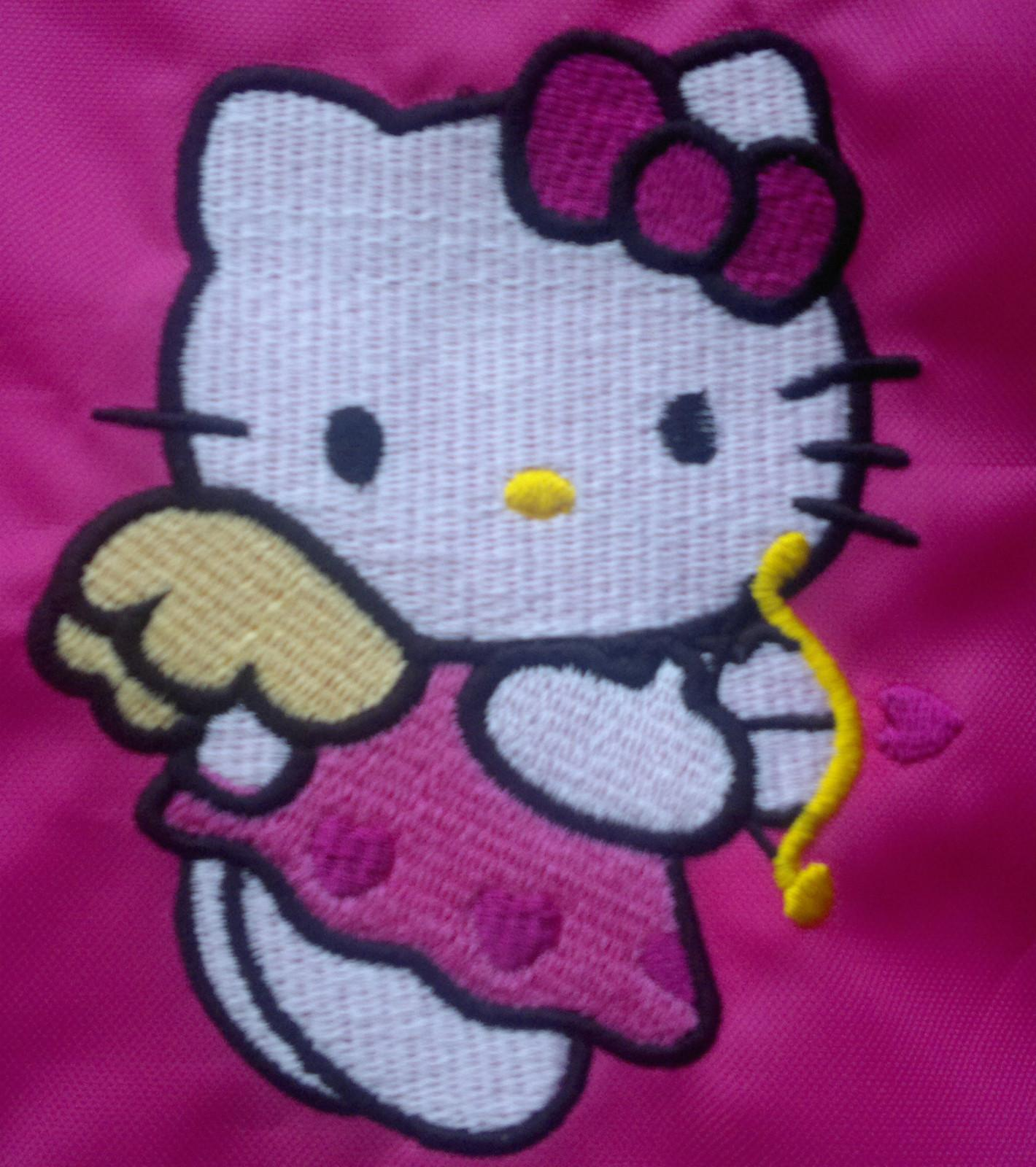 Hello Kitty Cupidembroidery design
