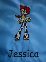Jessie embroidery design