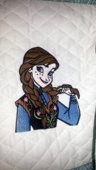 Anna coquette embroidery design