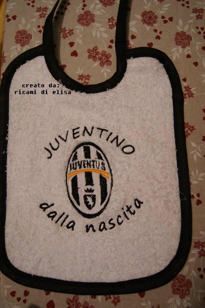 Juventus Logo machine embroidery design