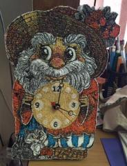 Home Spirit photo stitch free embroidery design