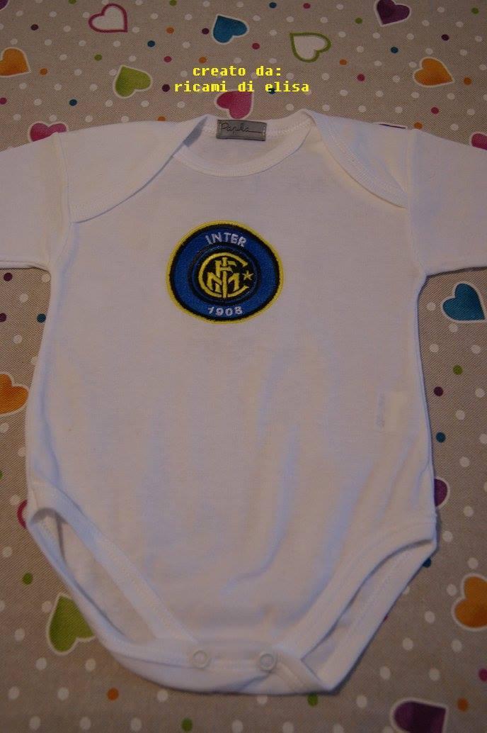 Inter Football Club machine embroidery design