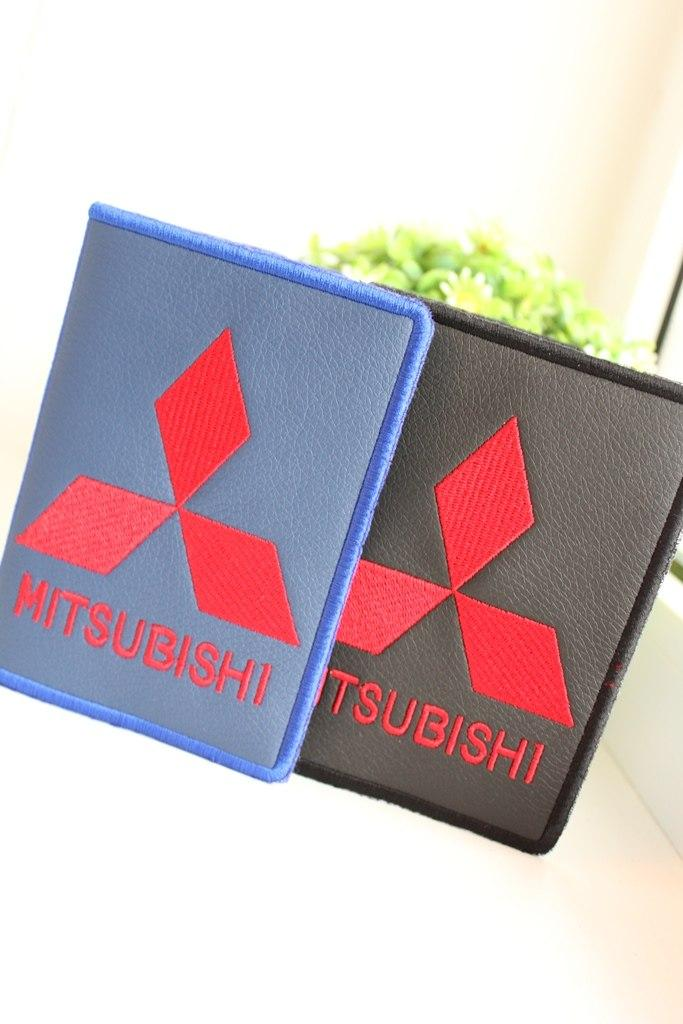 Mitsubishi Motors Logo machine embroidery design