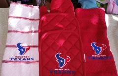 Houston Texans logo machine embroidery design
