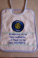 Inter Football Club machine embroidery design
