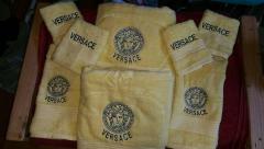 Versace logo machine embroidery design