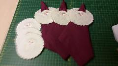 More and more Christmas serviettes