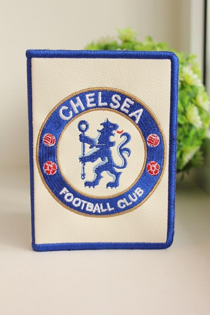 Chelsea Football Club logo machine embroidery design