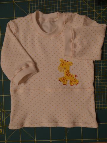 Applique embroidery showcase