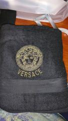 Versace logo machine embroidery design