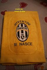 Juventus Logo machine embroidery design