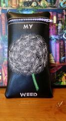 Dandelion free embroidery design