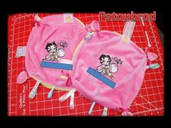 Covers with Baby Betty Boop embroidery design