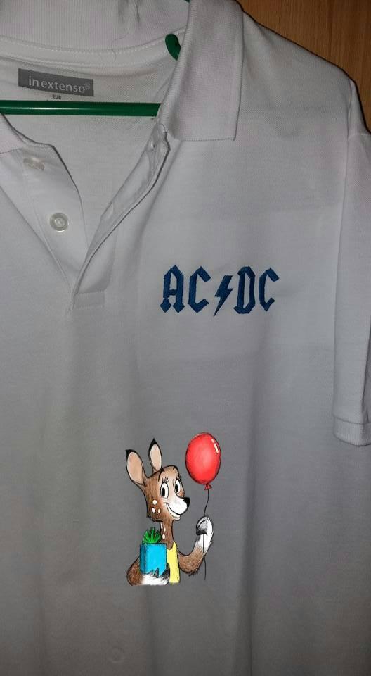 AC DC T-shirt
