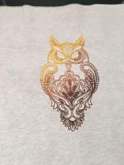 Owl blend free embroidery design