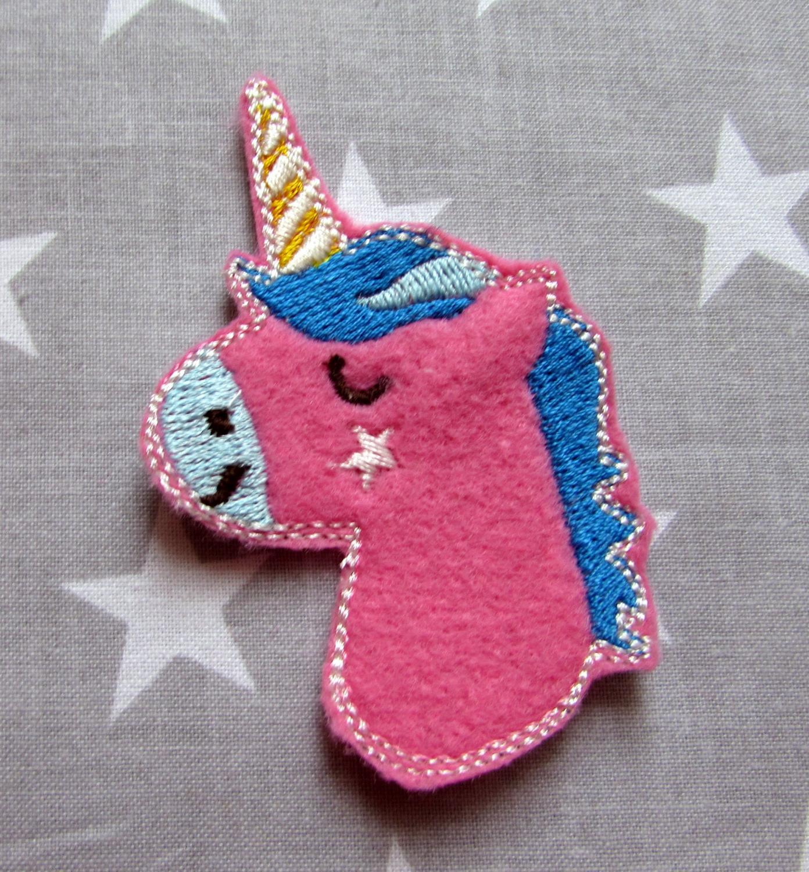 Unicorn Applique Free Embroidery Design Free Embroidery Designs
