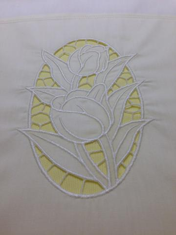 FSL and Lace embroidery showcase