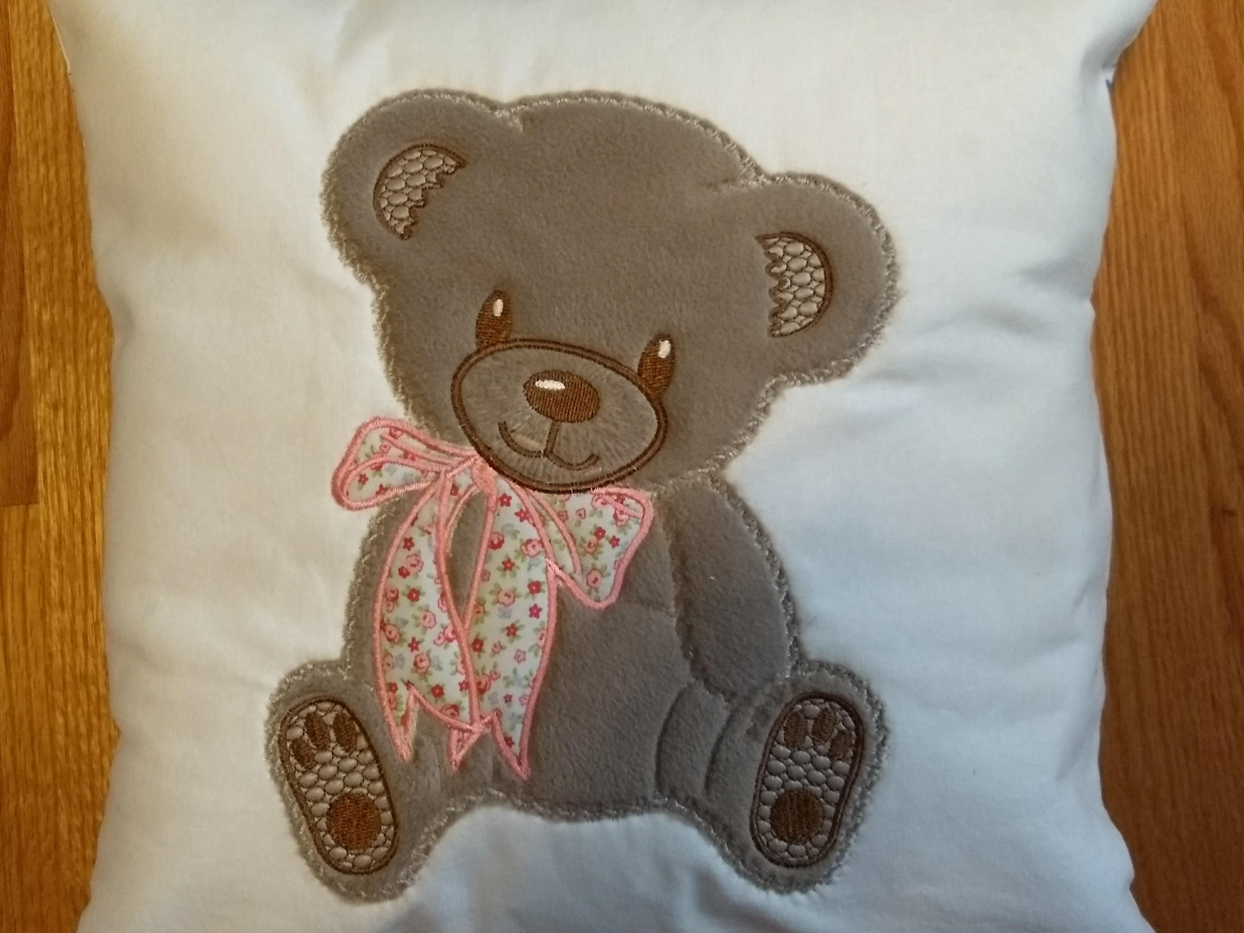 Bear Applique Free Embroidery Design Applique Machine Embroidery Community