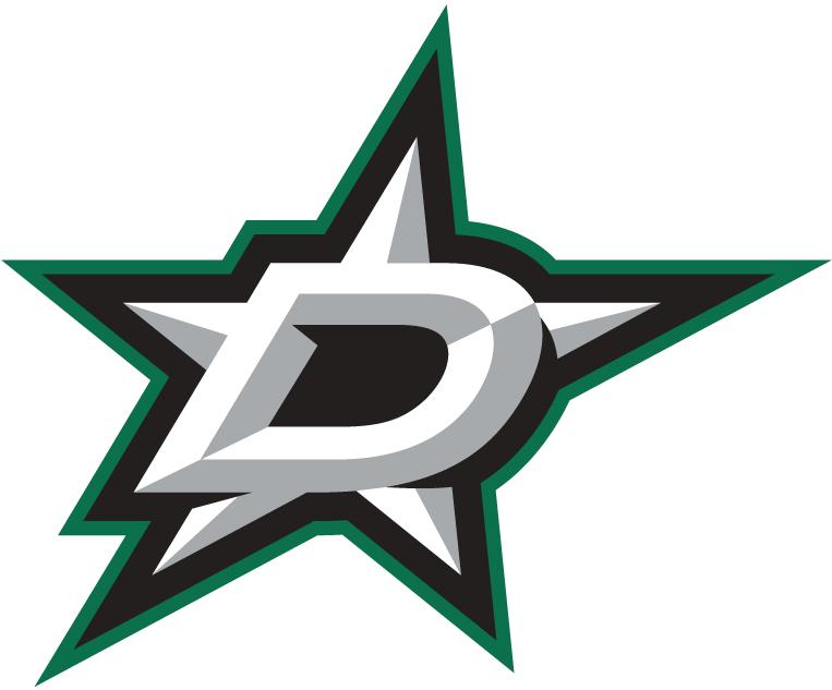 dallas stars primary logo 2014