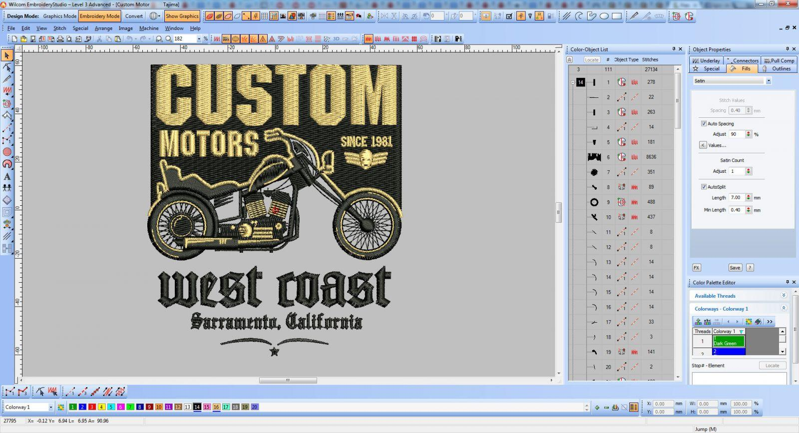 Custom Motors West Coast