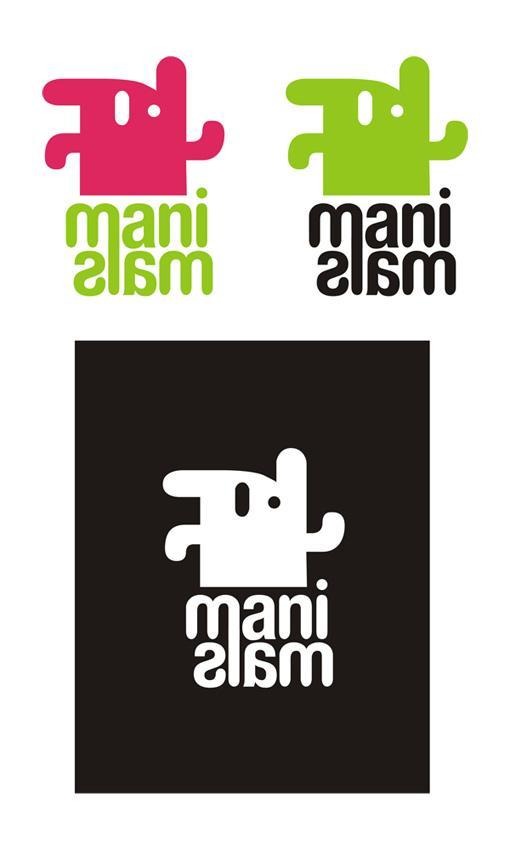 Manimals Logo concept