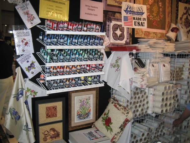 Ordeus stand in Australian Craft fair