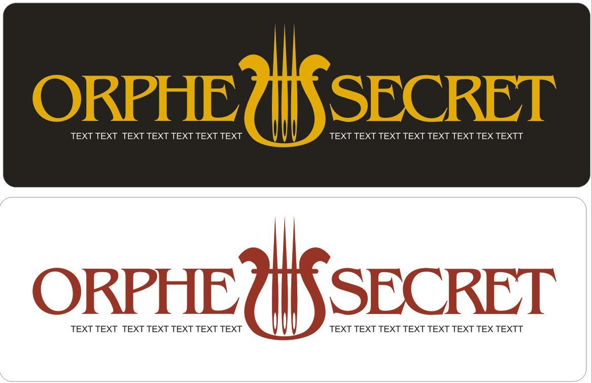 Orfeus Secret logo two variant preview